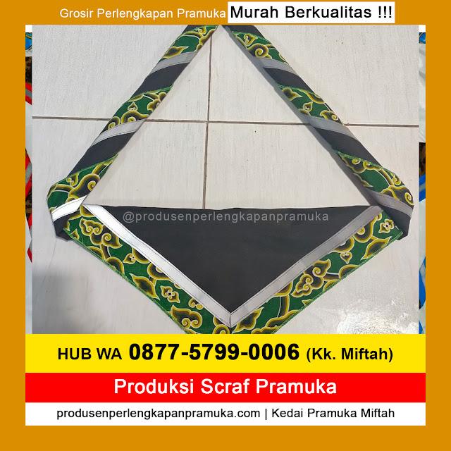WA 087757990006 Tempat Jual Scarf Pramuka