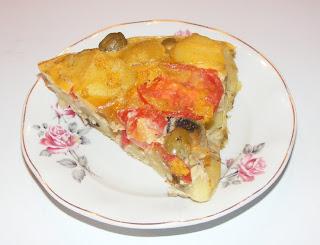 Tortilla spaniola reteta,