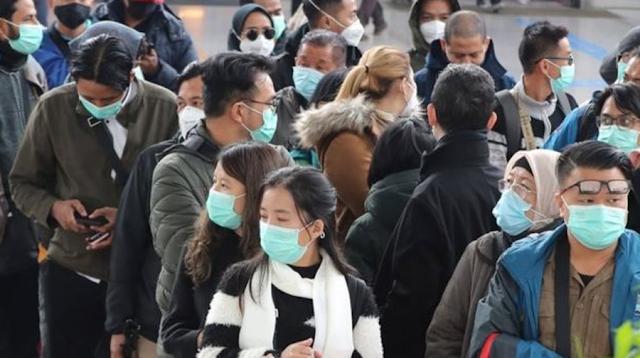Коронавирус в Южной Корее