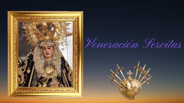 Video de la Veneración a María Santísima de los Dolores Coronada el pasado Viernes en Cádiz