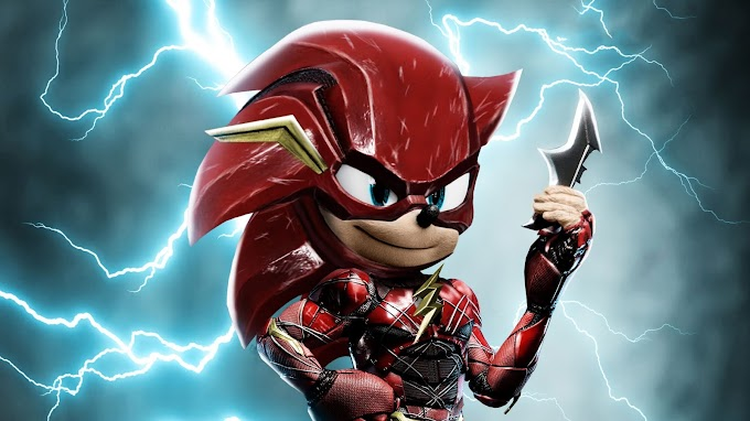Papel de Parede Hd Celular Sonic The Flash