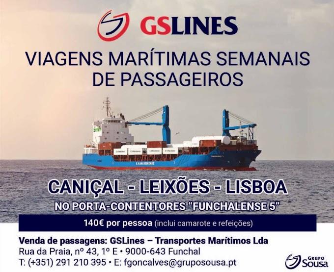 Se tem pavor de zaragatoa, embarque num cargueiro do Sousa.