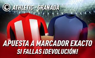 sportium Promo Copa Athletic vs Granada 12 febrero 2020