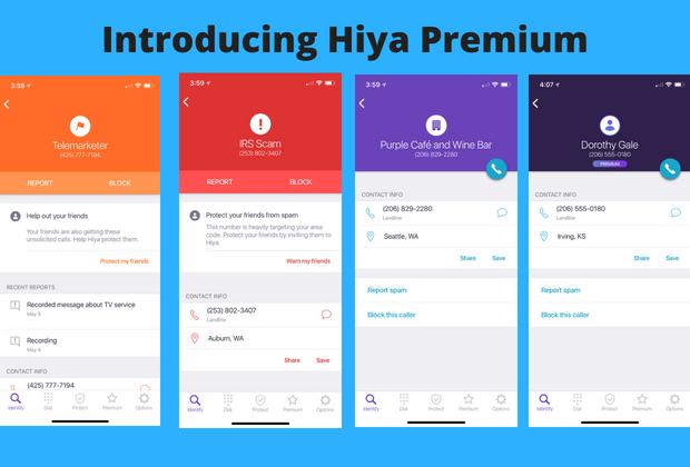 Hiya v9.12 Mod, Premium Unlocked