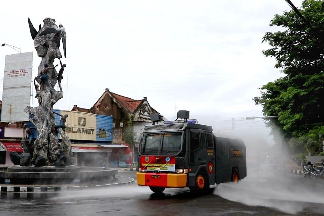 Tak Hanya di Kebumen, PPKM Jilid 2 Diterapkan di Seluruh Jateng