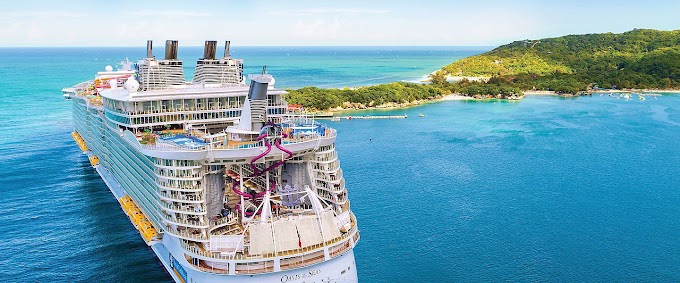 Royal Caribbean Odyssey Of The Seas Itinerary May-June 2021