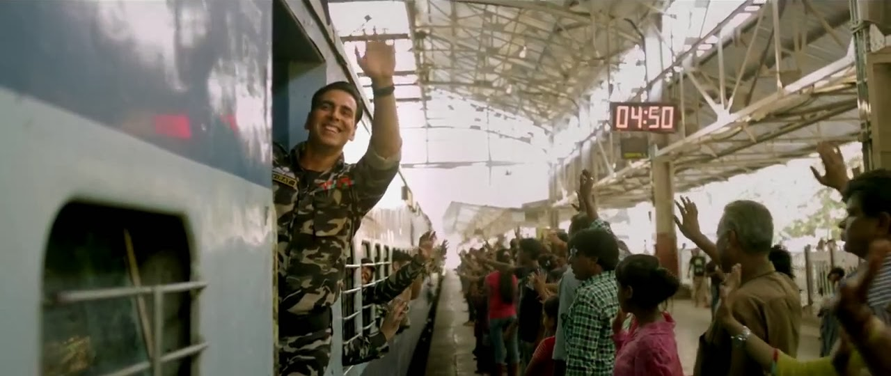 Watch Online First Look Of Holiday (2014) Hindi Movie On Putlocker DVD Quality