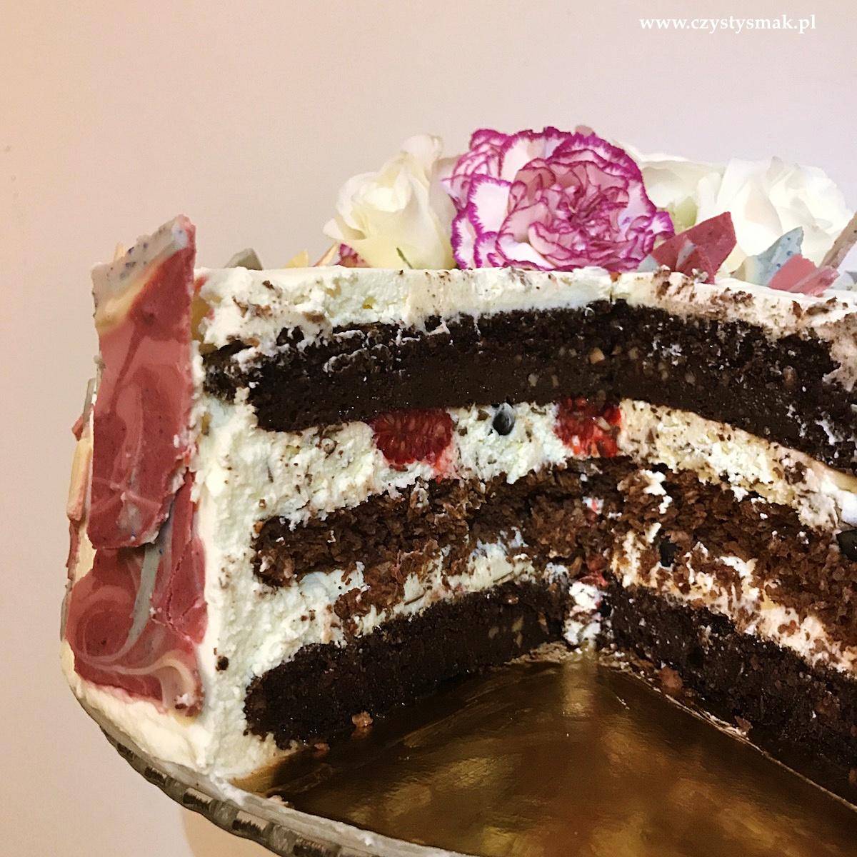 Ozdoby do tortu bez sztucznych barwników