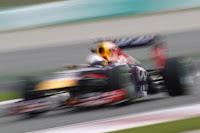 Sebastian Vettel Wins Malaysian GP 2013