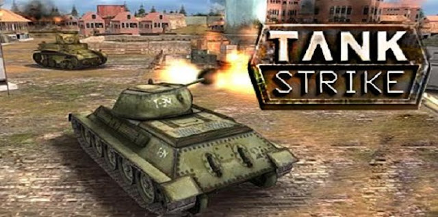 Tank Strike 3D hac