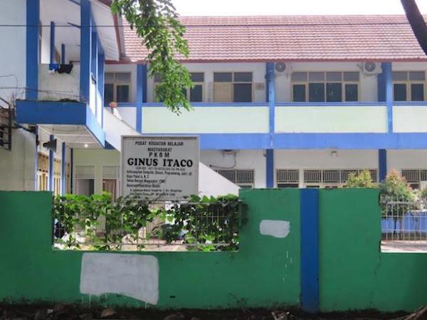 #DBNCharityVisit ke PKBM Ginus Itaco dan Siswa Wirausaha