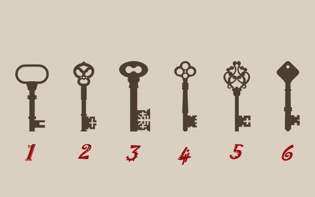 [Trắc Nghiệm Vui] - Chiếc chìa khóa này sẽ 'Giải Mã' trái tim của bạn