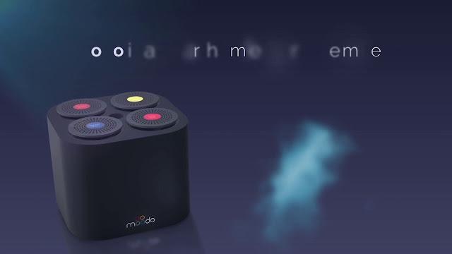 Moodo Smart Home Fragrance Mixer