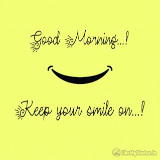 Amazing Good Morning Quotes