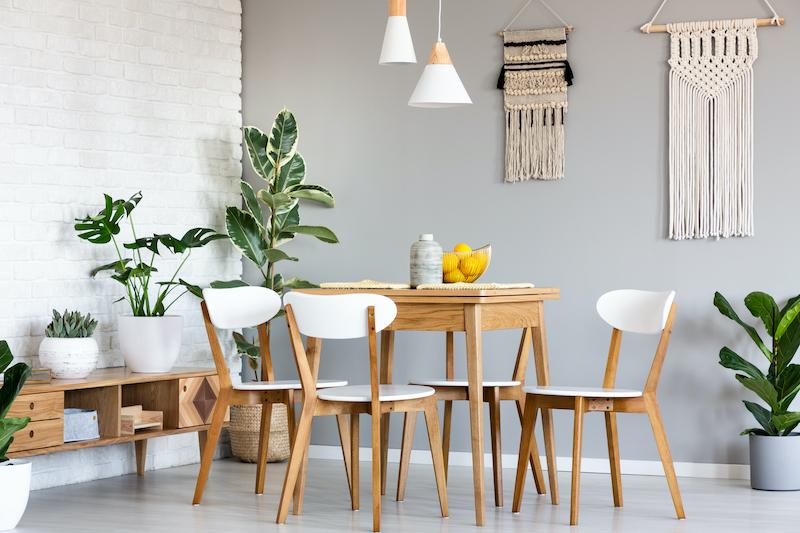 Tendencias decoración e interiorismo 2021 comedores y salas