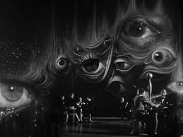 Dali dream sequence from Spellbound, 1945