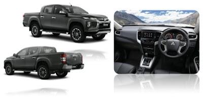 triton Spesifikasi Mobil Mitsubishi dan Harga terbaru