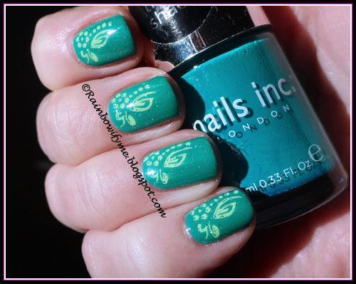 Nails Inc: Queen Victoria Street