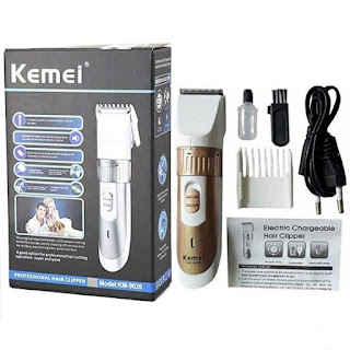 Shaver Hair Clipper - Km-9020 Fleetworkers