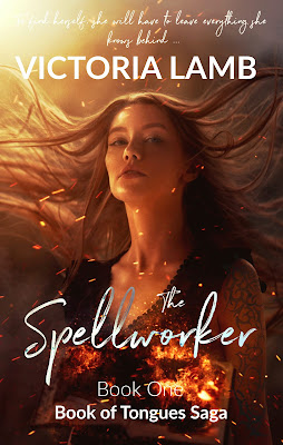 The Spellworker by Victoria Lamb book cover