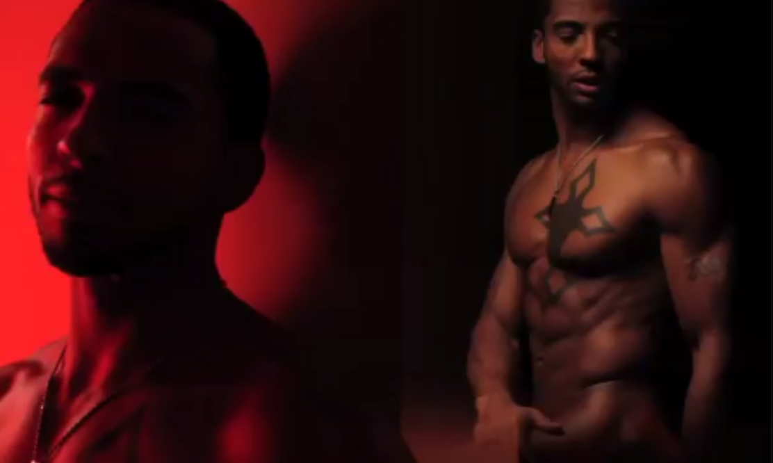 Pity, that christian keyes in the nude