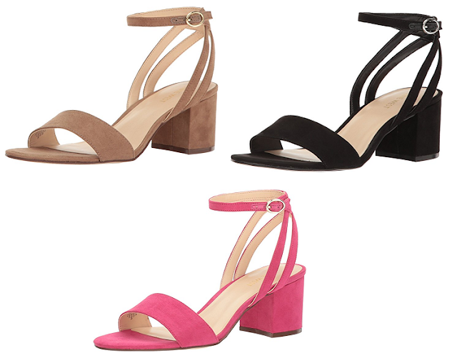 Nine West Galletto sandals for only $33 (reg $79)!