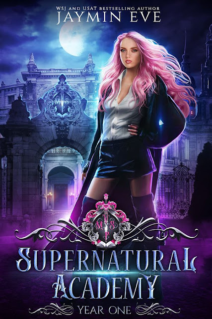 Year one | Supernatural Academy #1 | Jaymin Eve