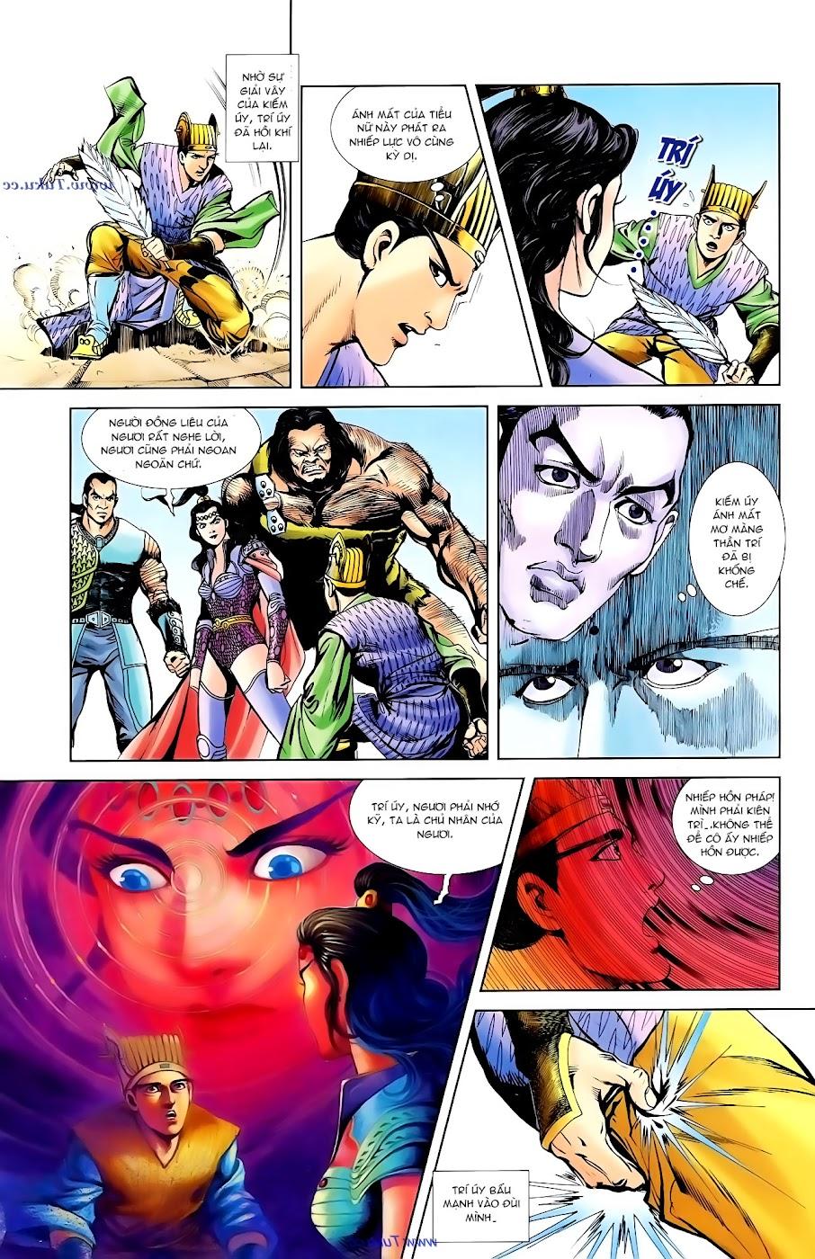 Cơ Phát Khai Chu Bản chapter 92 trang 13