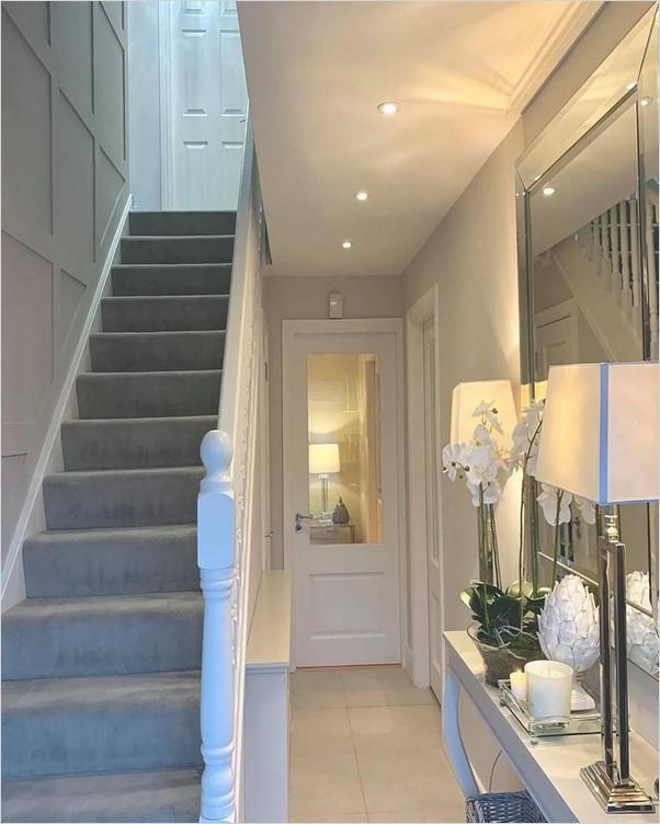 Hallway Paint Colors Home Interior Exterior Decor Design Ideas