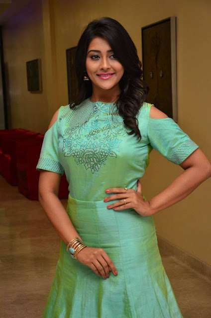 Pooja Jhaveri Stills At Kalamandir Foundation 7th Anniversary Celebrations