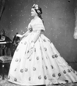 OLA Team Blog: An Historial History of Mary Todd Lincoln ...