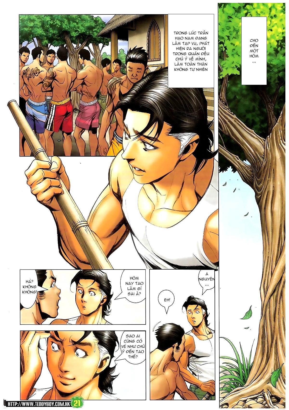Người Trong Giang Hồ - Chapter 1395: Phiên bản Đại Phi - Pic 17