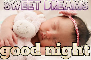 Cute baby good night image, good night baby pic, good night baby wallpaper