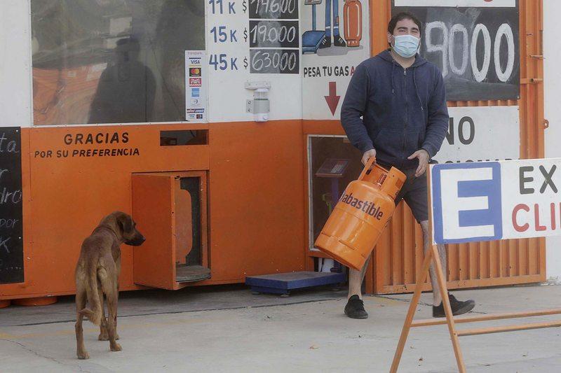 Explica por qué el precio del gas licuado subió tanto en Chile