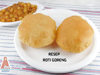 Resep roti goreng empuk dan enak