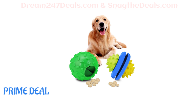 50% OFF Interactive Dog Toy--2PCS