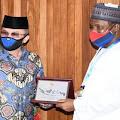 Dubes RI di Abuja Bertemu Dengan Menhan Nigeria, Perkuat Kerjasama Militer