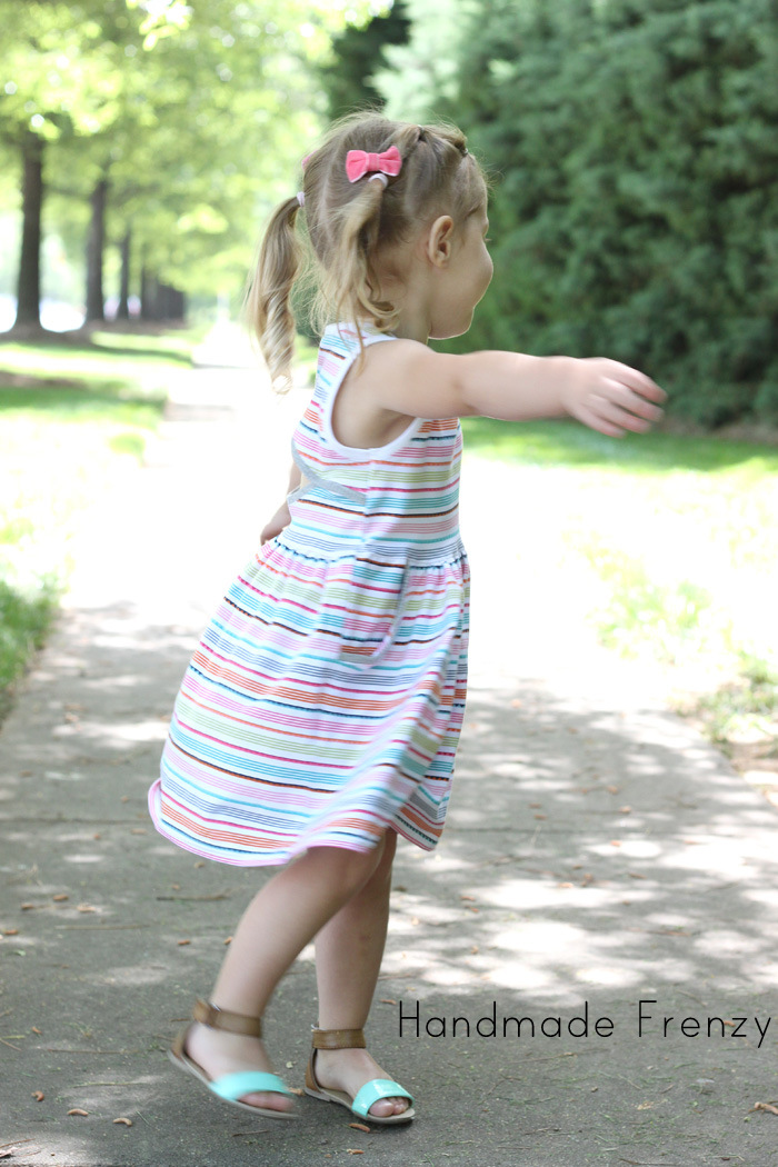 Soleil Dress - Pattern By Selvage Designs