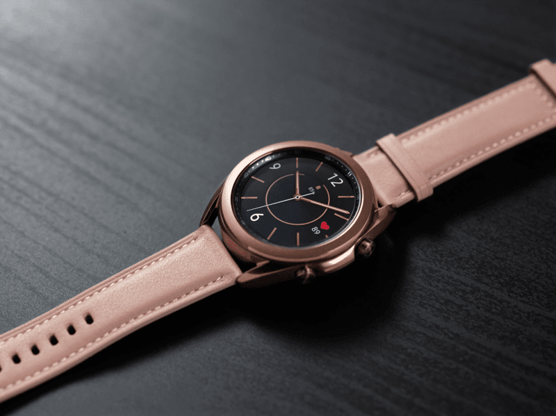Samsung Galaxy Watch 3 with a rotating bezel and fall detection priced in PH!