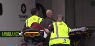 سقوط العديد من القتلي والمصابين في جنوب نيوزيلندا