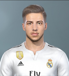 PES 2019 Faces Francisco Feuillassier by Sofyan Andri