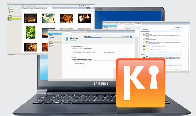 Aplikasi Upgrade OS untuk Android - Samsung Kies
