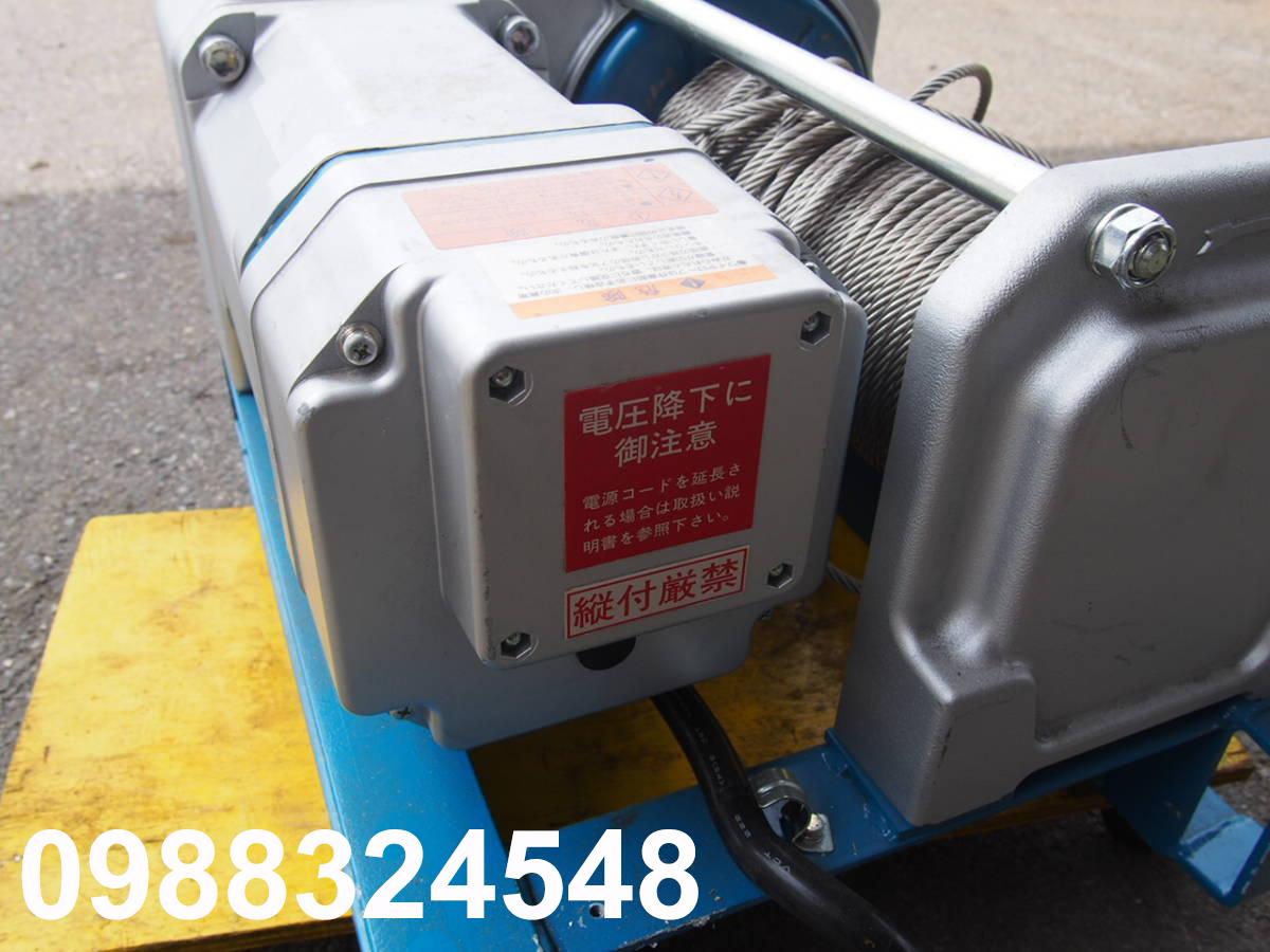 tời cáp điện Fuji TX-503 360kg