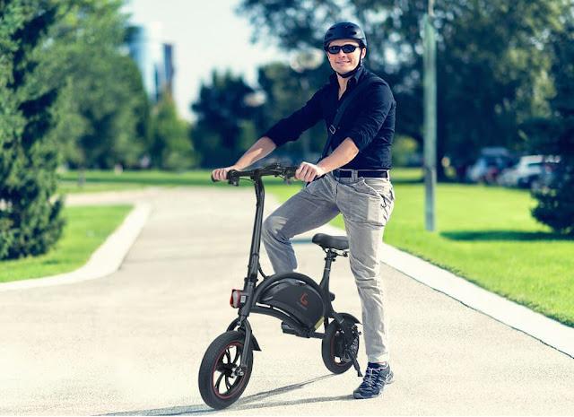 Conheça a nova Bicicleta Eléctrica Kugoo Kirin B1