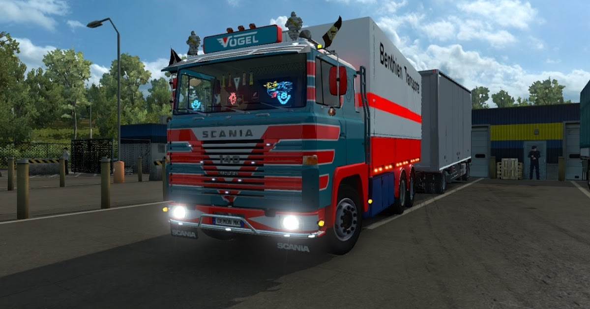 Blog Kimprung: NEW ETS 2 1 27 SIMULATOR by SCS SOFWARE [EURO