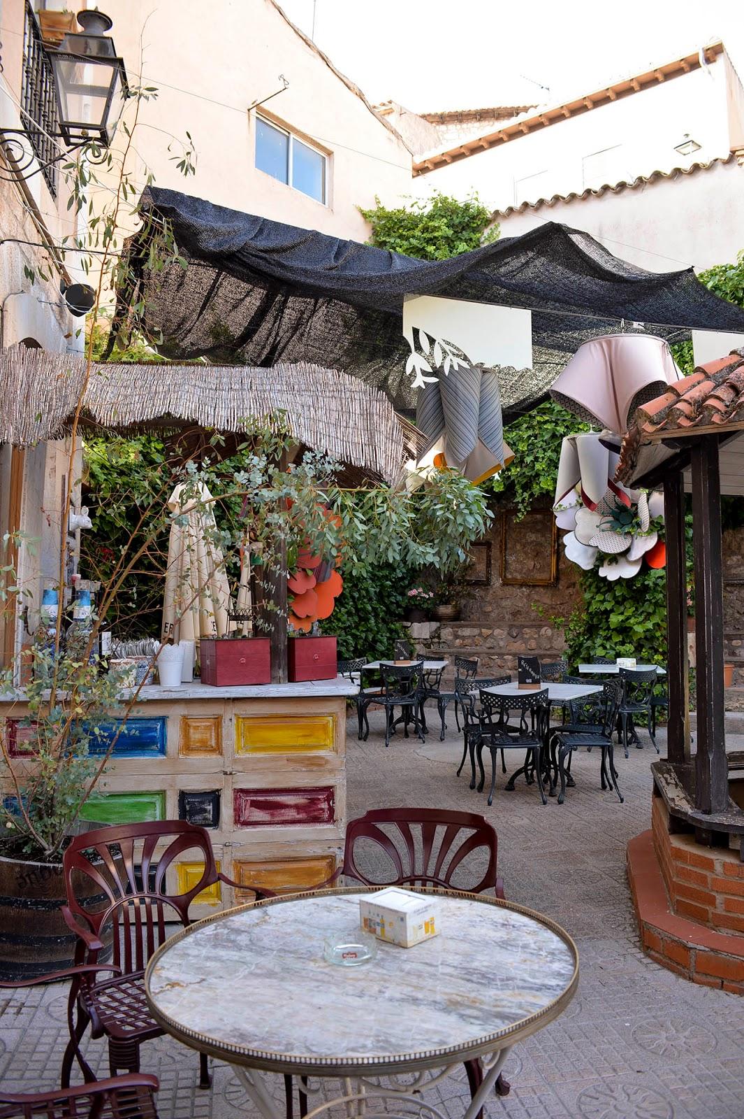 lerma burgos spain castile leon restaurant galoria beautiful village