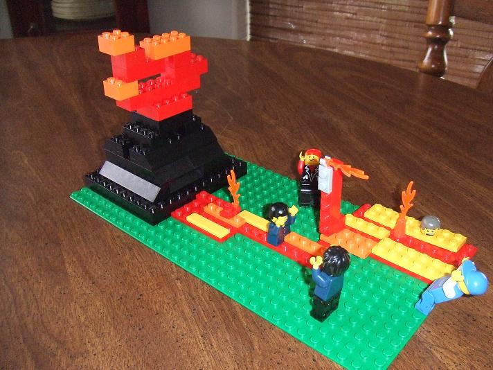 Lego Quest Kids Natural Disasters Photos