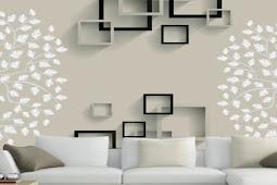 Inspirasi Memilih Walpaper Ruangan Tamu dan Kamar Serta Gambar Design