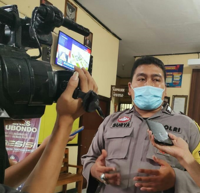 Diduga Gadaikan Sawah, Kampung Desa Tokelan Masuk Dalam Pantauan Polisi