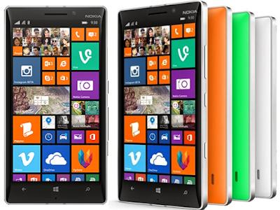 Thay man hinh Nokia lumia 930 gia tot